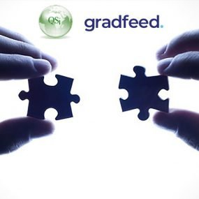 Gradfeed and QSI launch global partnership